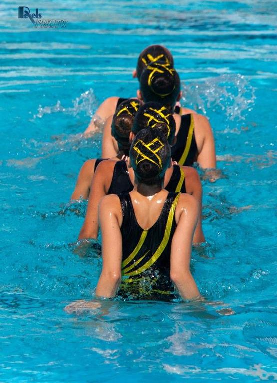 TESTS NATATION SYNCHRONISEE 2018-2019