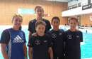 L'equipe jeunes du cap au complet a montauban